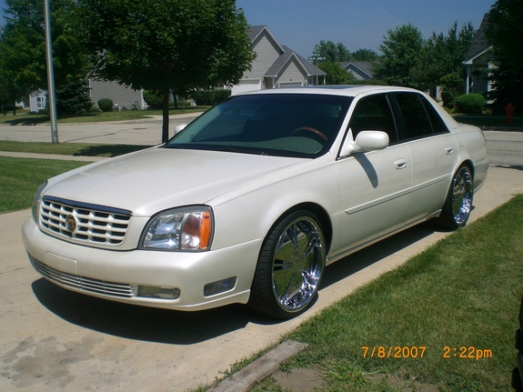2001 Cadillac Dts Custom Car Interior Design
