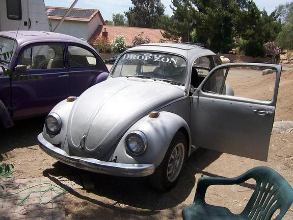 Another bugcrazyjohn 1969 Volkswagen Beetle post... - 11173772