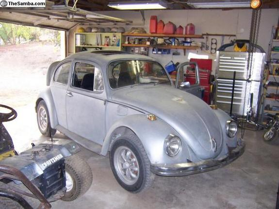 Another bugcrazyjohn 1969 Volkswagen Beetle post... - 11173773