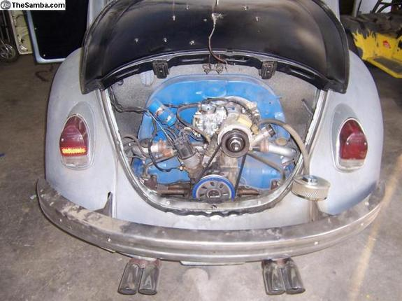 Another bugcrazyjohn 1969 Volkswagen Beetle post... - 11173774