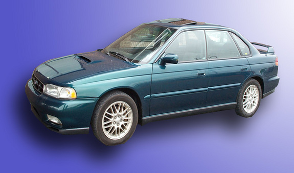 99legacygt S 1999 Subaru Legacy In Pictou County Ns