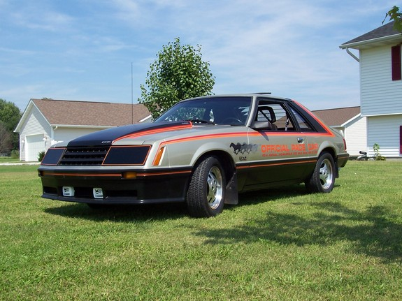 chubbster72 1979 Ford Mustang