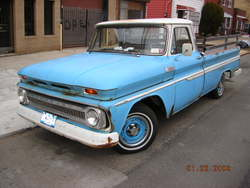 Serino-Hot-Rods 1965 Chevrolet C/K Pick-Up