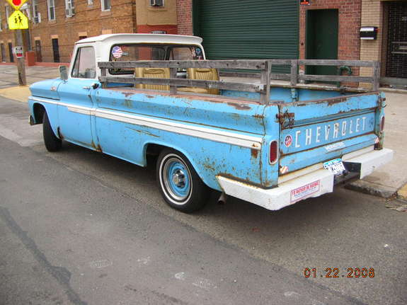 Serino-Hot-Rod 1965 Chevrolet C/K Pick-Up 11175098