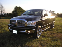 Rodie40s 2007 Dodge Ram 1500 Quad Cab