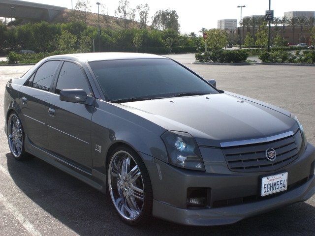 Thizznessman 2004 Cadillac CTS Specs, Photos, Modification Info at