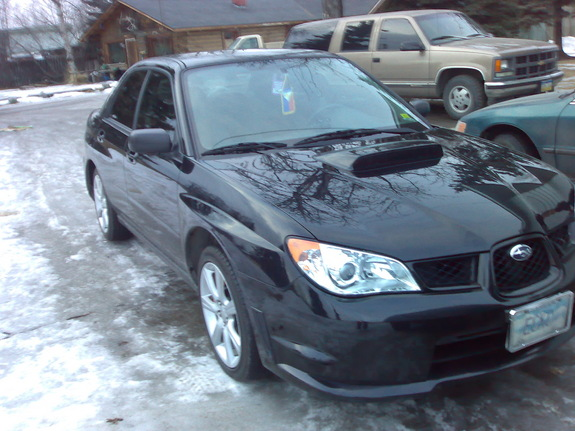 Eckoletz S 2007 Subaru Impreza In Anchorage Ak