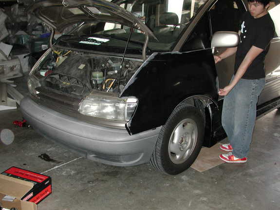 Another jdmestima 1997 Toyota Previa post... - 11178424