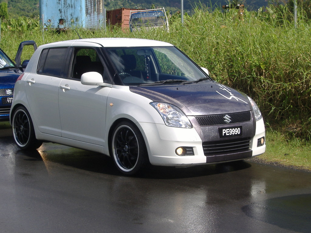jdictator 2006 suzuki swift specs photos modification info at cardomain. Black Bedroom Furniture Sets. Home Design Ideas