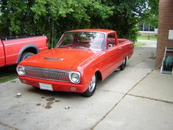 powerdoctor 1962 Ford Ranchero