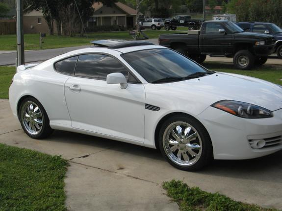 brucebruce2k8 2007 hyundai tiburon specs photos. Black Bedroom Furniture Sets. Home Design Ideas