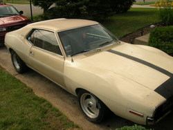 bwermuth05s 1973 AMC Javelin