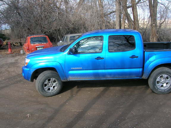 Another eal1990 2006 Toyota Tacoma Xtra Cab post... - 11180551