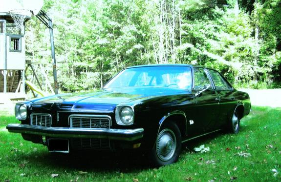 the13watcher2012 1973 Oldsmobile Cutlass 11179464