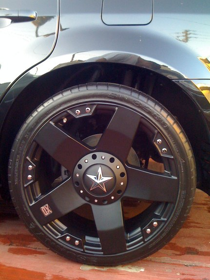 Another MurderedOUTMag08 2008 Dodge Magnum post... - 11181352