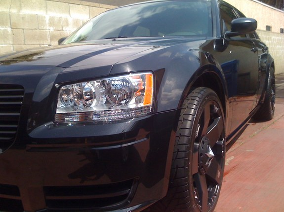Another MurderedOUTMag08 2008 Dodge Magnum post... - 11181362