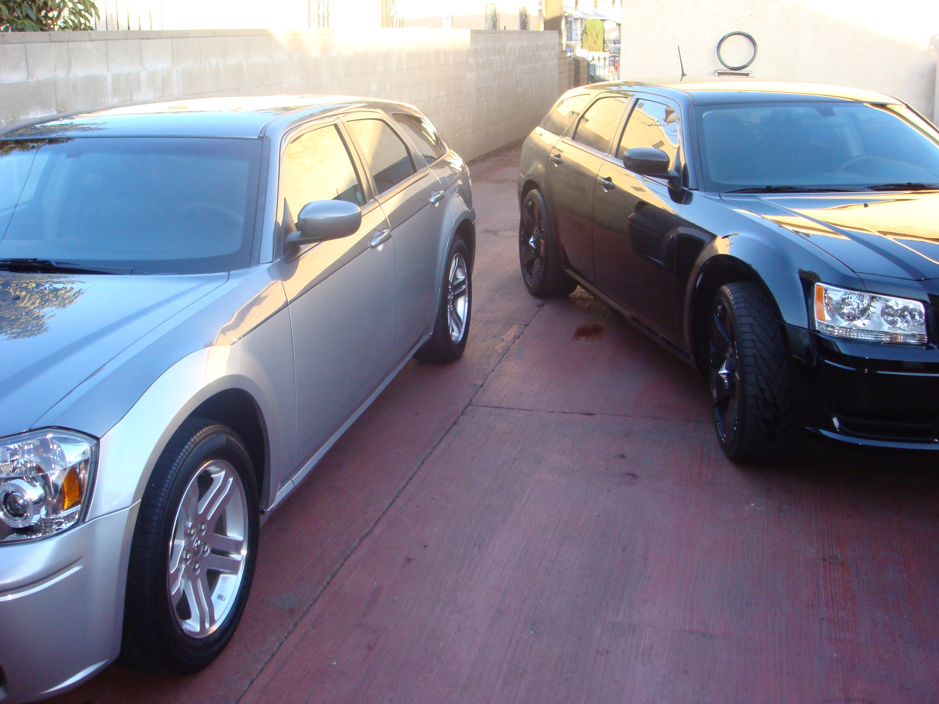 Another MurderedOUTMag08 2008 Dodge Magnum post... - 11181388
