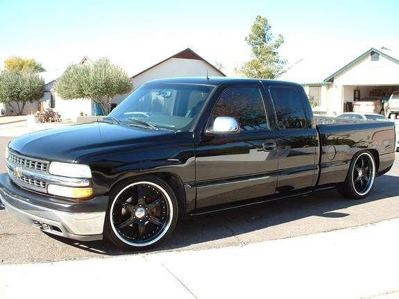 blackerado 2001 chevrolet silverado 1500 regular cab specs. Black Bedroom Furniture Sets. Home Design Ideas