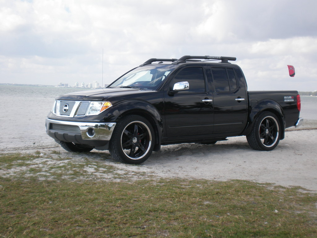 Another wecantoy 2007 nissan frontier crew cab post 11186707