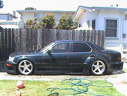 lexcelsiors 1991 Lexus LS