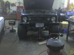 lntchris 1973 Jeep Commando