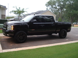 yukongt9682s 2007 Chevrolet Silverado 1500 Crew Cab