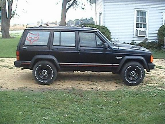 Another iTz_FaTaL 1993 Jeep Cherokee post... - 11186006