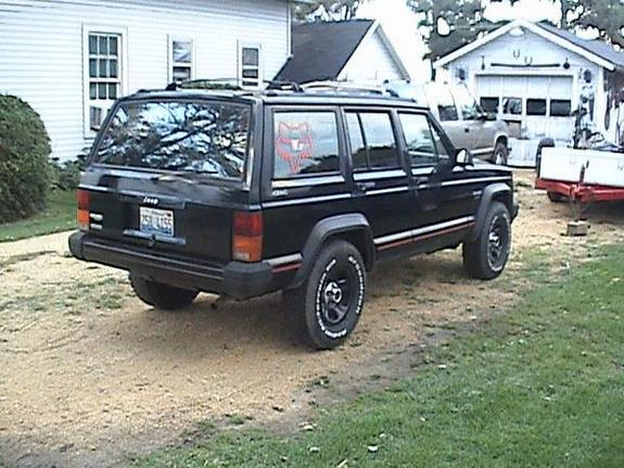 Another iTz_FaTaL 1993 Jeep Cherokee post... - 11186007