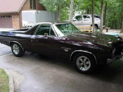 Finney_454s 1970 Chevrolet El Camino