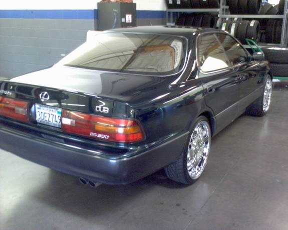 AlaMana_Surprise 1993 Lexus ES Specs, Photos, Modification Info at