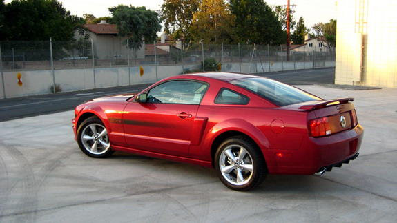 Another GTStallion51 2007 Ford Mustang post... - 11187117