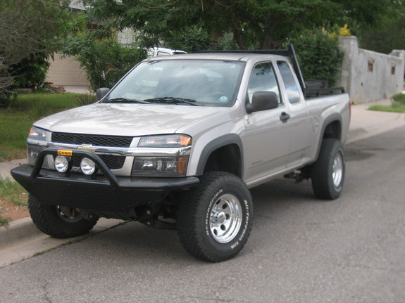 K_RADO 2005 Chevrolet Colorado Regular Cab 11187069