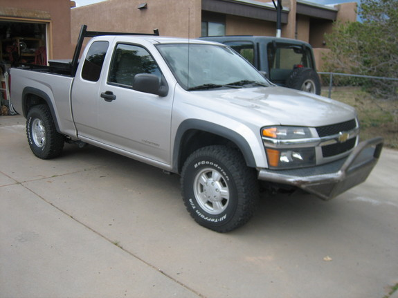 K_RADO 2005 Chevrolet Colorado Regular Cab 11187071