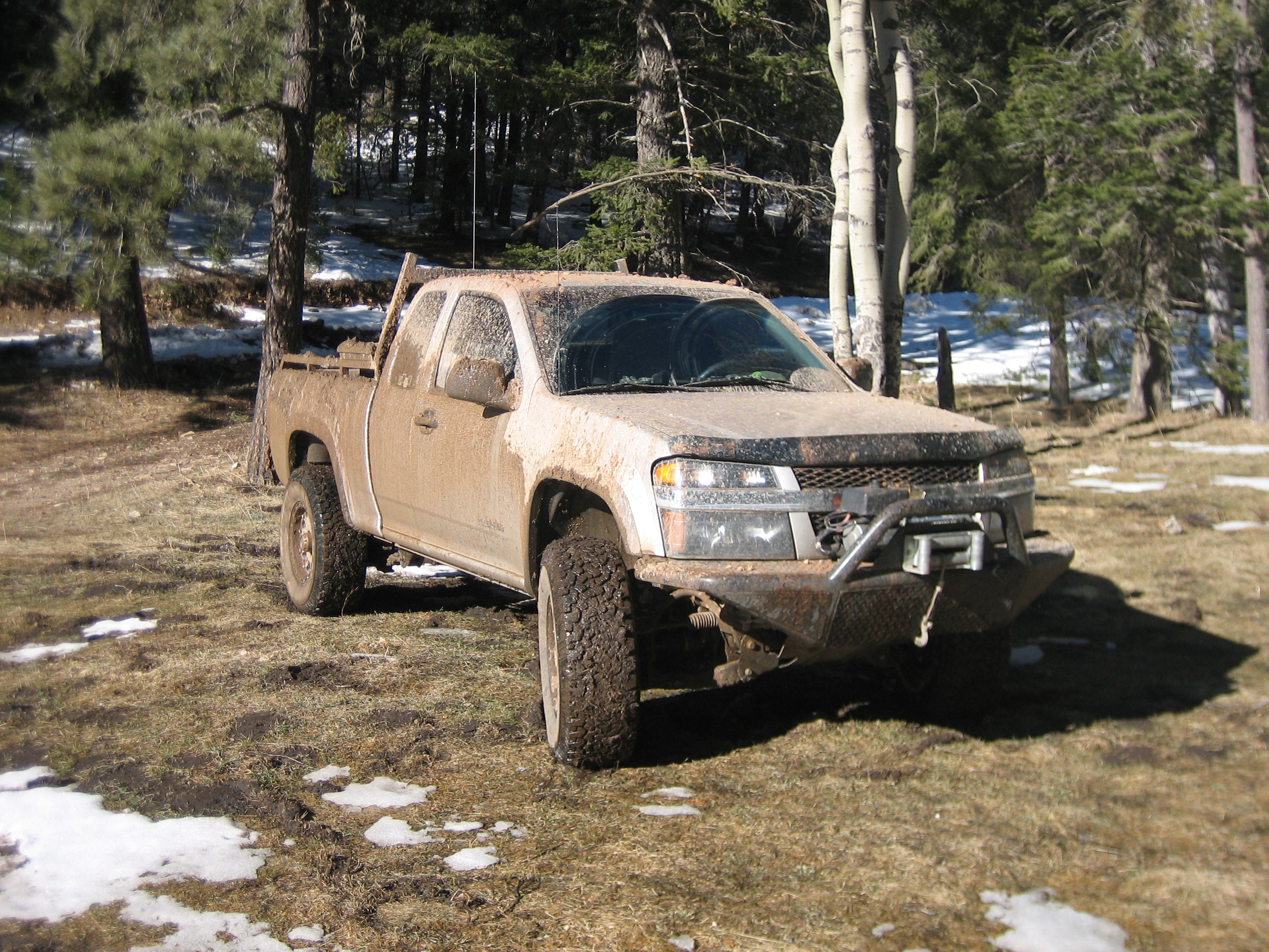 K_RADO 2005 Chevrolet Colorado Regular Cab 11187093