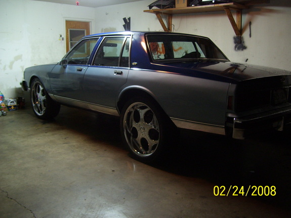 Another NICKLEE94 1987 Chevrolet Caprice post... - 11228497