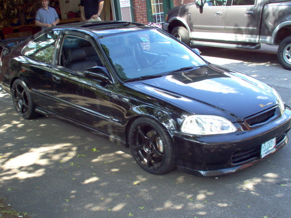 Attractive Fadeintodarkness 1998 Honda Civic 30351670001_large