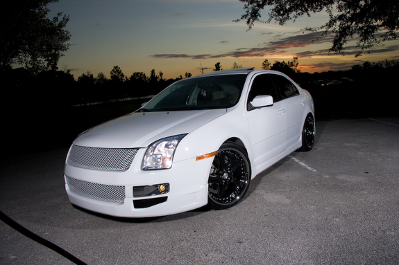 Fusion305 2007 Ford Fusion Specs, Photos, Modification ...