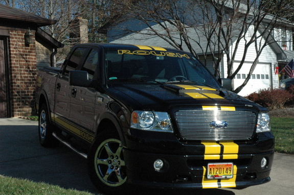 pco1988 2006 ford roush f 150 specs photos modification info at cardomain. Black Bedroom Furniture Sets. Home Design Ideas