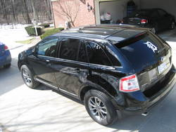 Tybaseball8 2008 Ford Edge