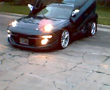 Antnee216 1997 Ford Probe Specs Photos Modification Info