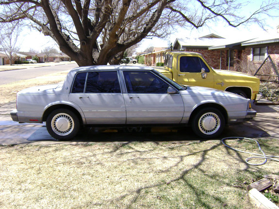 Another k00lguy 1990 Oldsmobile Touring Sedan post... - 11189530