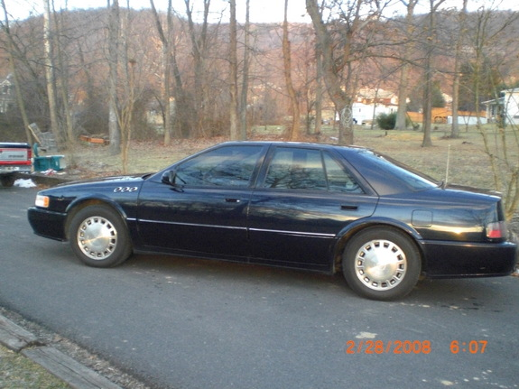Benny2gunz 1995 Cadillac Sts Specs Photos Modification