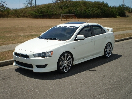 Another Angelxtreme 2008 Mitsubishi Lancer post... - 11202783
