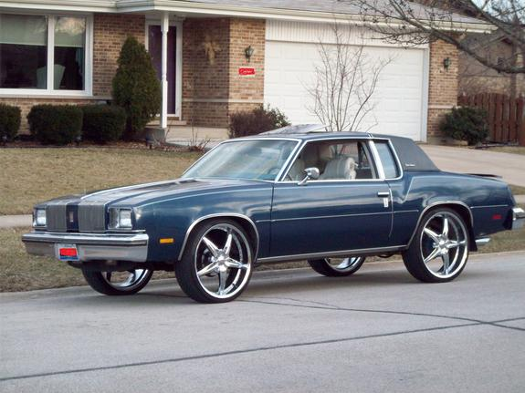 seventwocutlass's 1979 Oldsmobile Cutlass Supreme