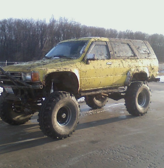 Another ed4stoy 1988 Toyota 4Runner post... - 11191913