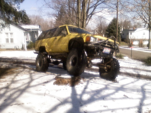 Another ed4stoy 1988 Toyota 4Runner post... - 11191914