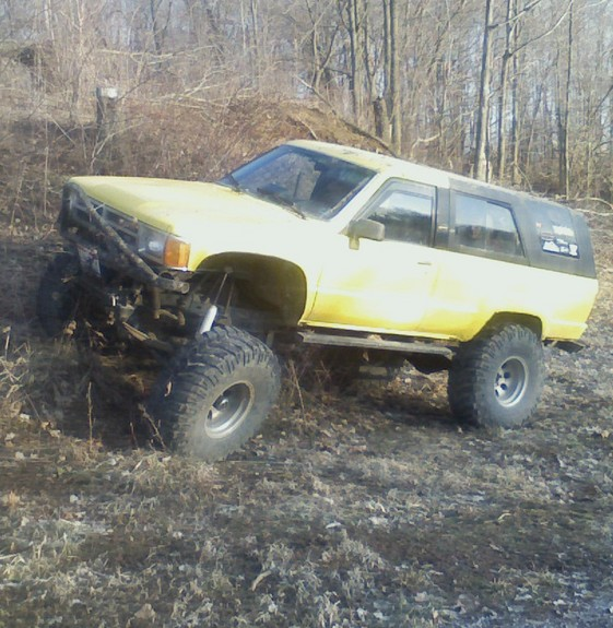 Another ed4stoy 1988 Toyota 4Runner post... - 11191916