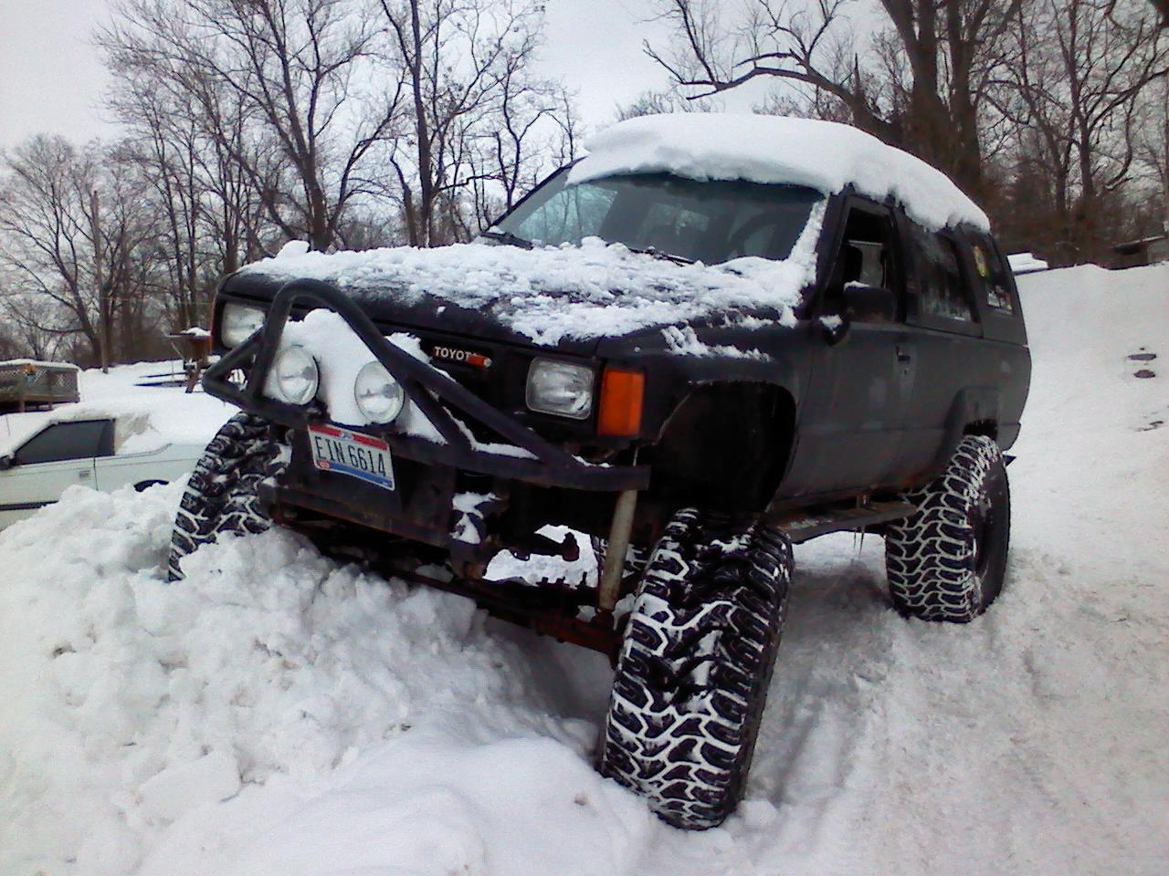 Another ed4stoy 1988 Toyota 4Runner post... - 11191948