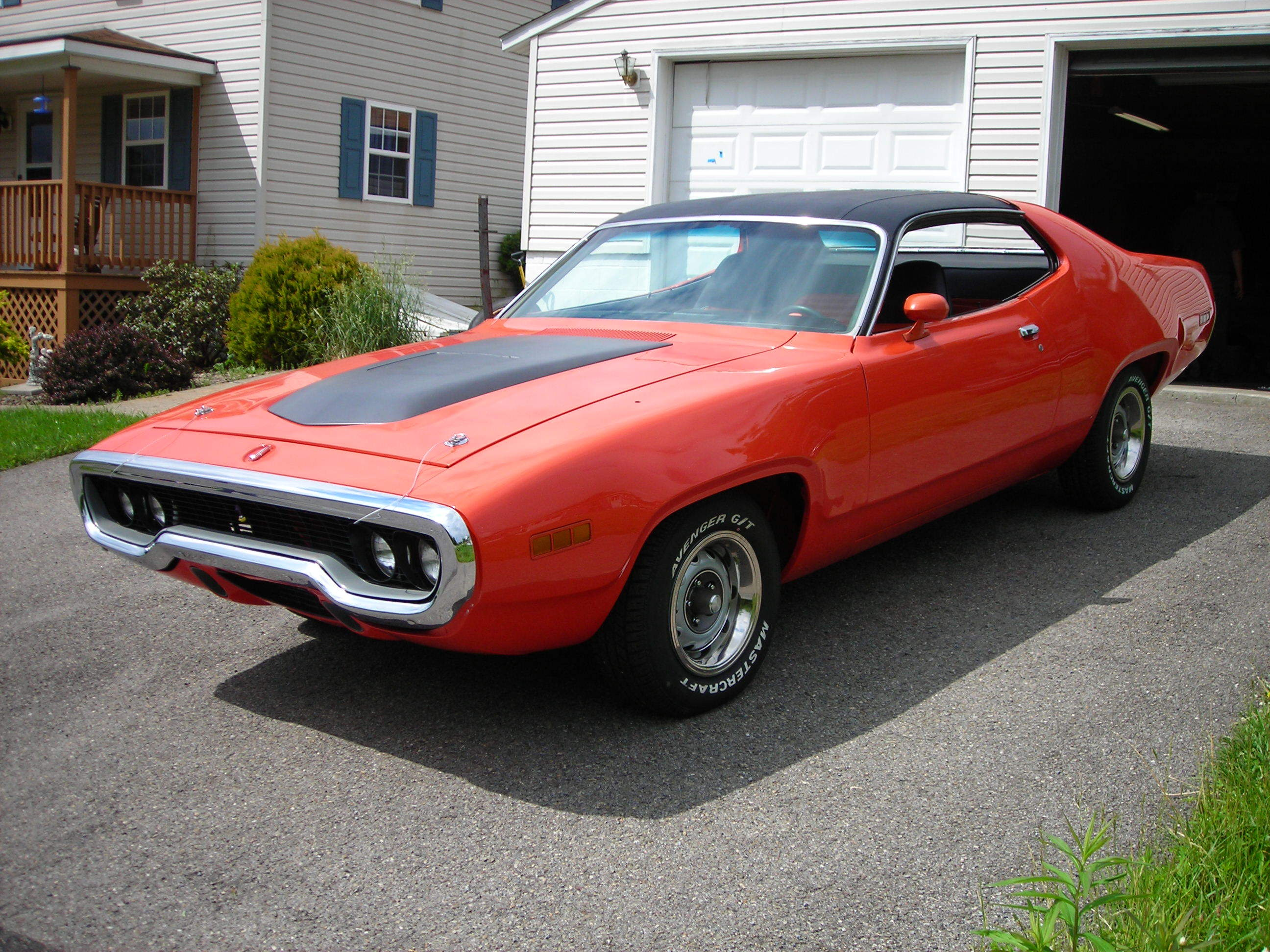 Ccthompson 1971 Plymouth Roadrunner Specs Photos