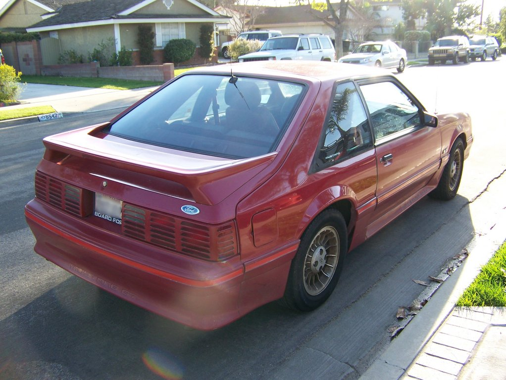 Another lostsheep2 1987 Ford Mustang post... - 11608414